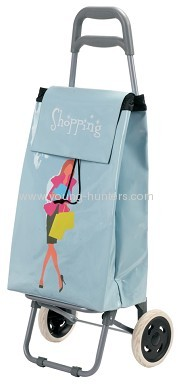 wheeled market shopping trolley bag