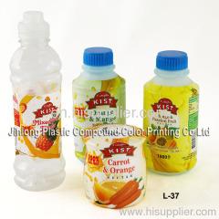 shrink label for bottles