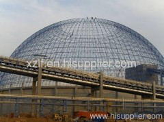 Guangzhou Electric (Jinghai) Power Plant Space Frame Roof Project