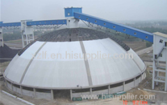 Shandong Cement Group Clinker Library Cement Warehouse Roof Project