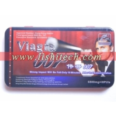 viagra 007 high quality sex tablets with iron box