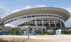Datong University Stadium Space Frame Structure Project