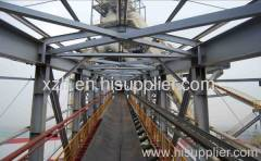 Datang Power Plant Coal Transporting Trestle Steel Structure Project