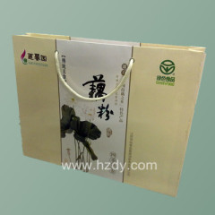 card board paper bag