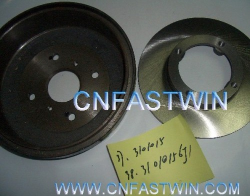 Brake Disc For FAW
