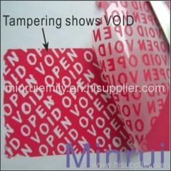warranty void sticker