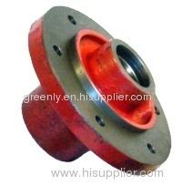 Cubo de 6 pernos para la rueda de transporte case-ih 606468