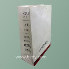 side printing paper bag