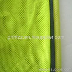 Polyester mesh lining fabric/sportswear lining fabric
