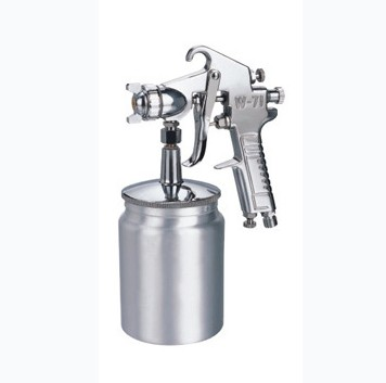 High Pressure Spray Guns With Aluminium