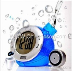 Clock Alarm Clock Water Power Clock