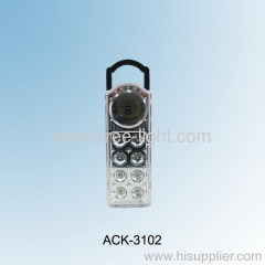 1W + 8LED High Power Working Light ACK-3102