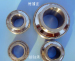 MF148 2RS High Performance Flange miniatrue stainless steel bearings