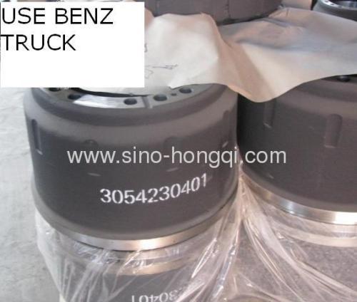 Brake drum 3054230401 for BENZ
