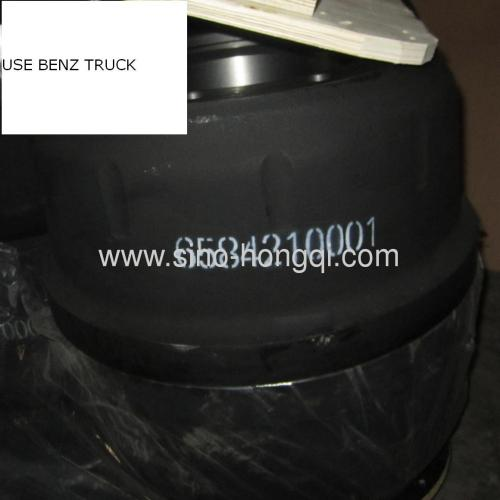 Brake drum 6584210001 for BENZ