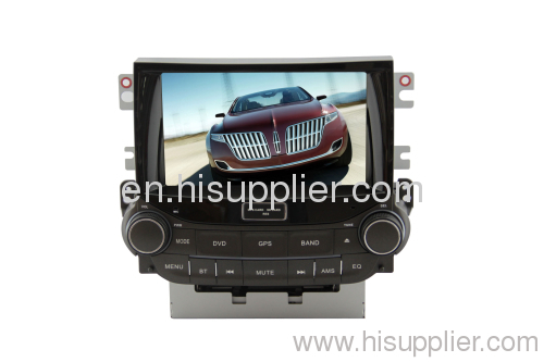Chevrolet Malibu Navigation DVD