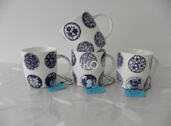 Zero Printing New Bone China Mug
