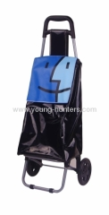 high quality trolley bag with 2 wheels