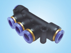 PK Five-way/PU Fittings