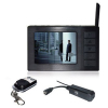 2.4GHz wireless mini dvr with wireless hidden camera