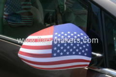 Custom United States Car mirror cover
