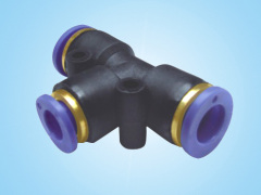 PEG T-Type Reducing Tee/Pneumatic Components
