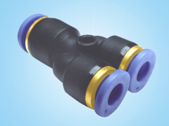 PW Y-Type Reducing Tee/Air Tools Accessories