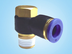 PH Male Thread Hexagonal Connector/Pneumatic Fittings