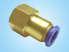 PCF Inner Thread Straight/Pneumatic Connector
