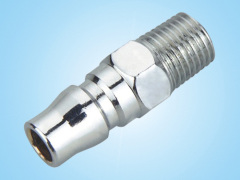 Japanese Type Male Thread Quick Coupling Plug/Pneumatic Components