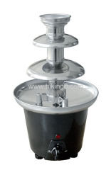 best selling mini chocolate fountain 90w