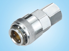 Japanese Type Female Thread Self-Locking Quick Coupling
