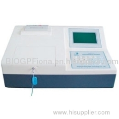 Biochemistry Analyzer(with Internal Pinter)