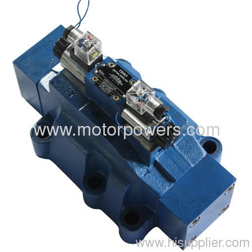 electro-hydraulic valves