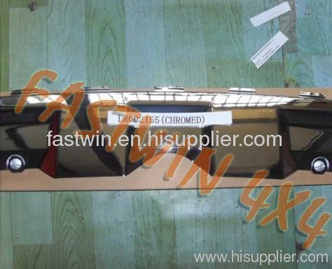 Chrome Front Board For Land Rover Freelander