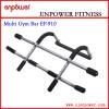 Multi Function Net Weight 2.7KGS Adjustable Chin Up Bar ,Door Gym Bar