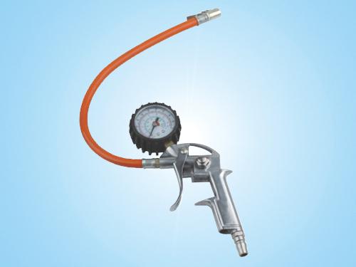 Tyre Pressure Gun With Gauge
