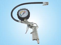 Refining Tyre Pressure Gun With Gauge
