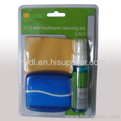 Iteck LCD and Keyboard cleaning set