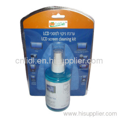 High quality plasma screen cleaner