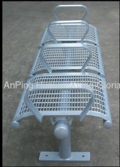 perforated sheet for chairs