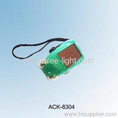 Frog Design Solar Flashlight ACK-8304
