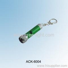 3LED Aluminum LED Keychain Light ACK-6004