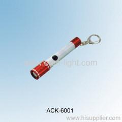 1LED Keychain Aluminum LED Light ACK-6001