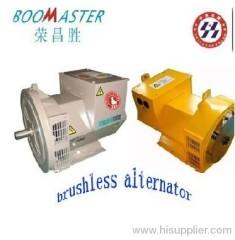 STG 5-600KW Series Brushless Alternator