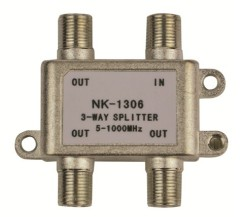 High quality cable tv splitters