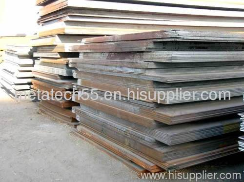 a36 steel plate price from China manufacturer - TIANJIN