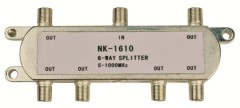 Micro-strip circuit design Cable TV Splitters