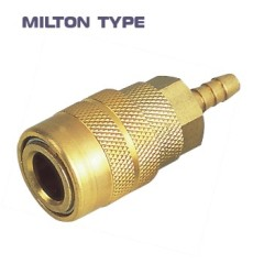 USA Type Hose Barb Quick Coupling