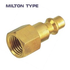 USA Type Female Quick Coupling Plug